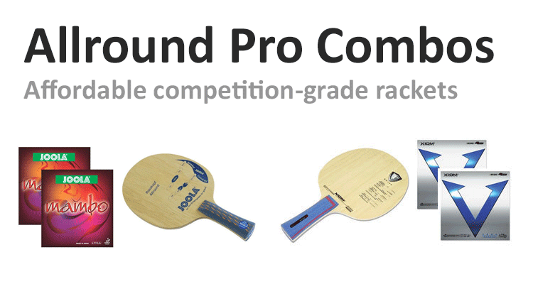 Allround Pro Combos