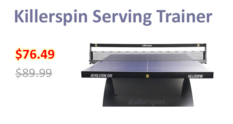 Killerspin Serving Trainer