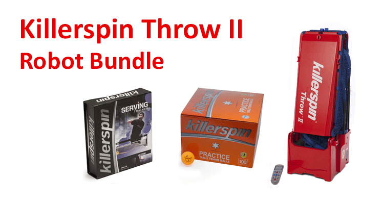 Killerspin Throw Bundle