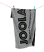 JOOLA Towel - Black and Gray