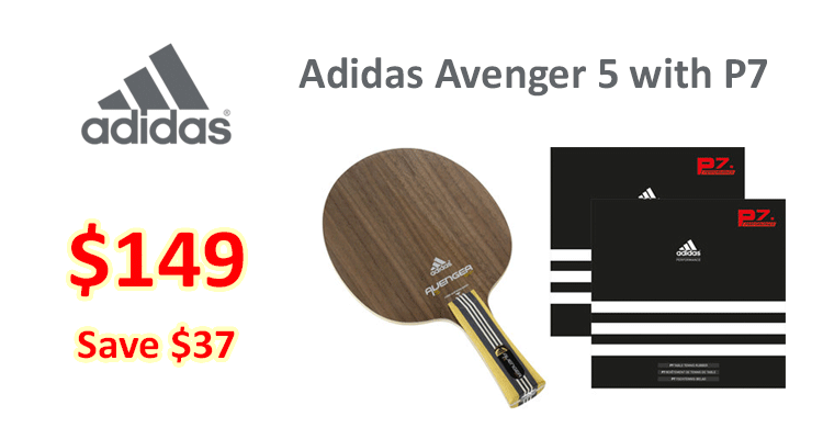 Adidas Avenger 5 with P7