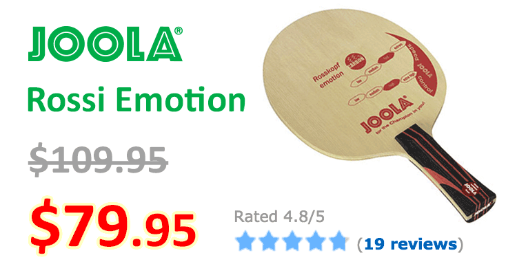 JOOLA Rossi Emotion