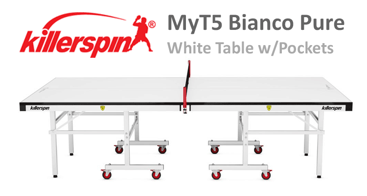 Killerspin white table