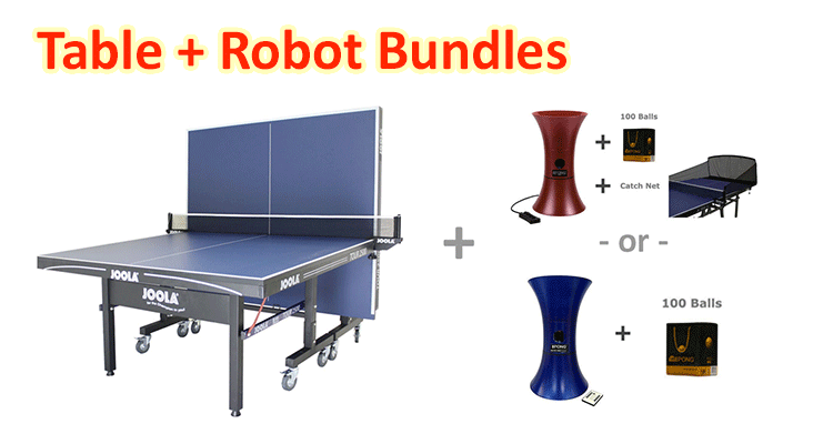 JOOLA Table Bundles