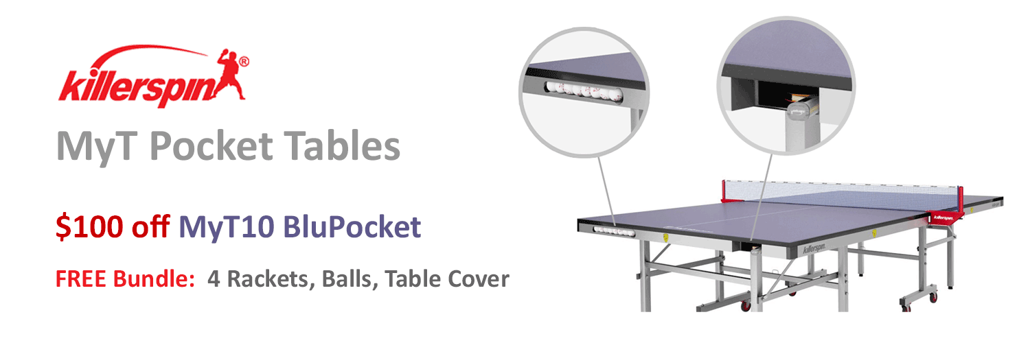 Killerspin Pocket tables