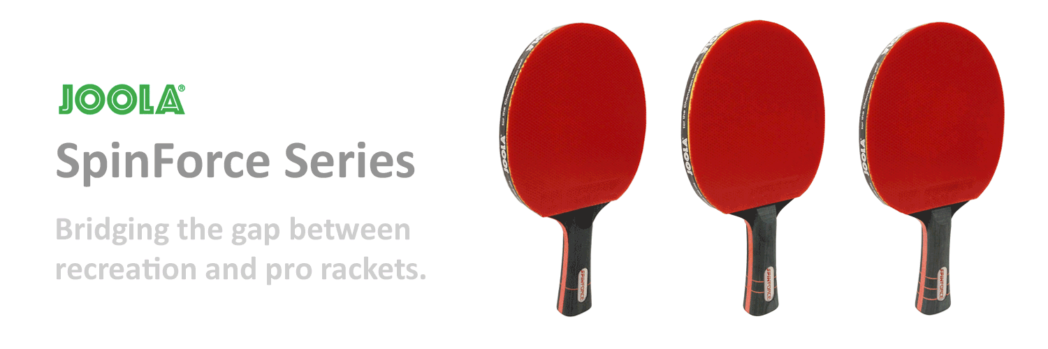 SpinForce Rackets