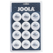 JOOLA Training 40mm Balls - Pack of 12