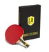 Killerspin Bruce Lee Racket - Practical Dreamer + Free Paragon Paddle Set