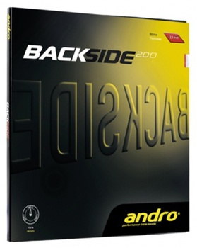 Andro Backside 20D