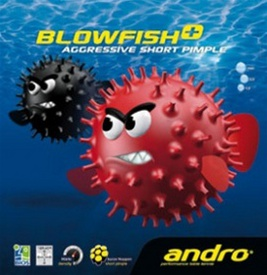 Andro Blowfish Plus