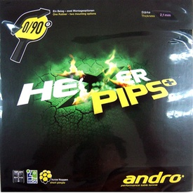 Andro Hexer Pips Plus
