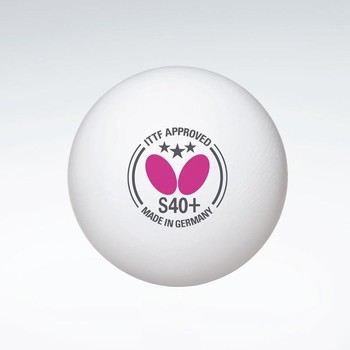 Butterfly ABS Balls 3-Star S40+ - Pack of 12