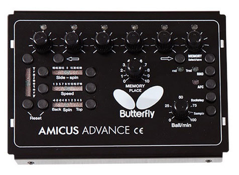Butterfly Amicus Advance with Free Carrying Bag