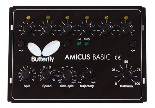 Butterfly Amicus Basic with Free Carrying Bag