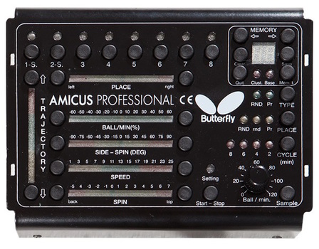 Butterfly Amicus Professional with Free Carrying Bag
