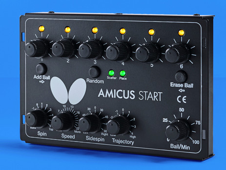 Butterfly Amicus Start