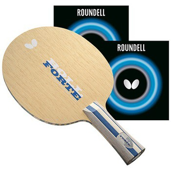 Butterfly Boll Forte Proline w/Roundell