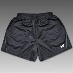 Butterfly Chi Shorts Black