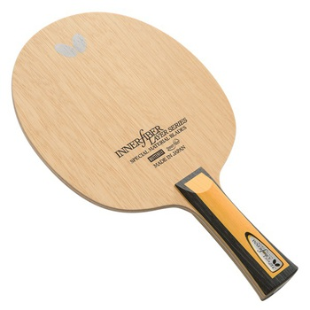 FL ZLF Carbon Fiber Blade Professional Table Tennis Blade Made in Japan Innerforce Layer ZLF Blade an and ST Handle Type Butterfly Innerforce Layer ZLF Blade Table Tennis Blade