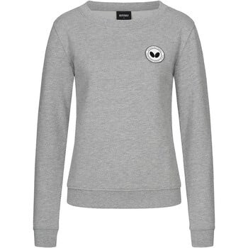 Butterfly Kihon Lady Sweatshirt - Grey