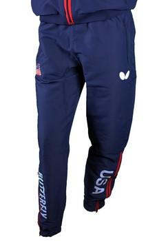 Butterfly USA Team 2019 - Tracksuit - Pants