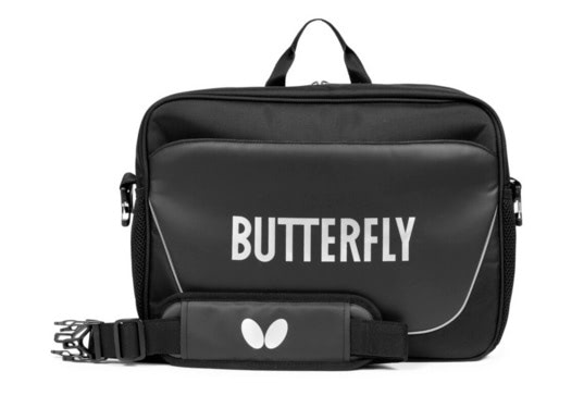Butterfly Yasyo Shoulder Bag Silver