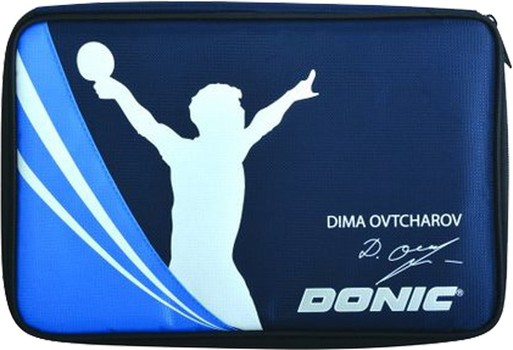 Donic Dima Ovtcharov Racket Cover - Blue