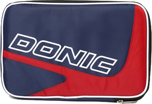 Donic Square Cover - Navy/Red