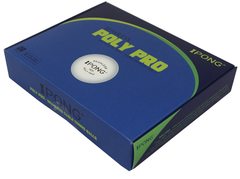 IPONG Poly Pro Poly Ball - Pack of 80