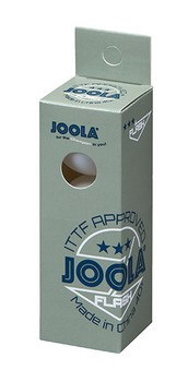 JOOLA Flash 40+ 3-star Poly Ball - Pack of 6