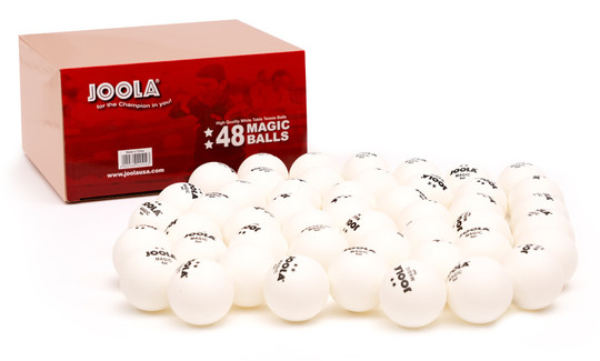 JOOLA Magic ABS Balls - Pack of 48