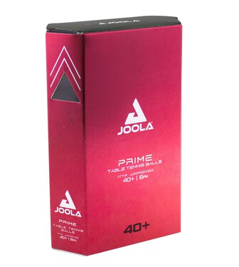 JOOLA Prime 3-Star ABS Balls - Pack of 6