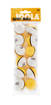 JOOLA Spin Ball - Pack of 12