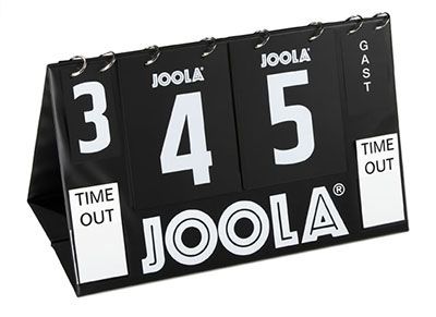 JOOLA Scorer Time Out Scoreboard