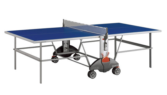 KETTLER Champ 3.0 Outdoor w/2-Player Racket Set and Table Cover