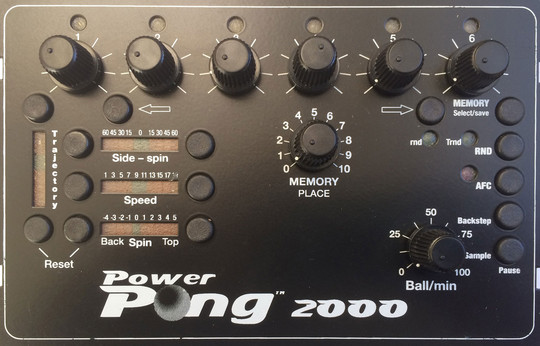 Power Pong 2000