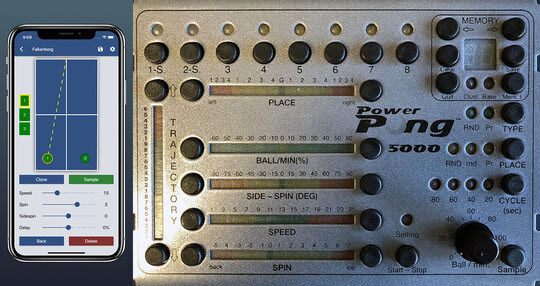 Power Pong 2001 to Power Pong 5000 Upgrade Kit