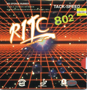 RITC 802 Tack Speed  Pips Out