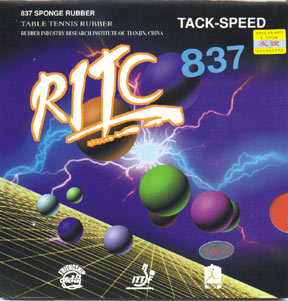 Ritc 837 Tack Speed Long Pips Megaspin Net