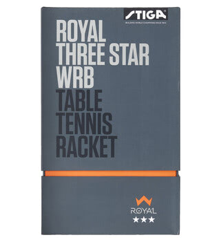 Stiga Royal 3-Star WRB