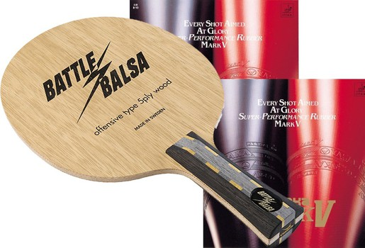 Yasaka Battle Balsa - w/Mark V