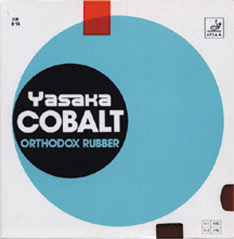 Yasaka Cobalt Pips Out