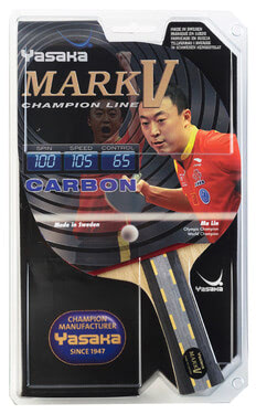 Yasaka Mark V Carbon Racket
