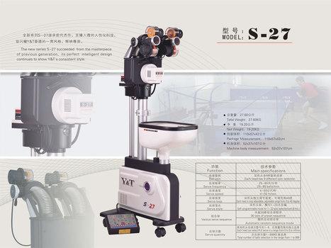 Y Amp T S 27 Robot Megaspin Net